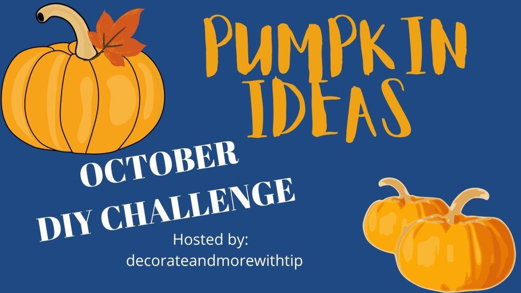 DIY Pumpkin Challenge