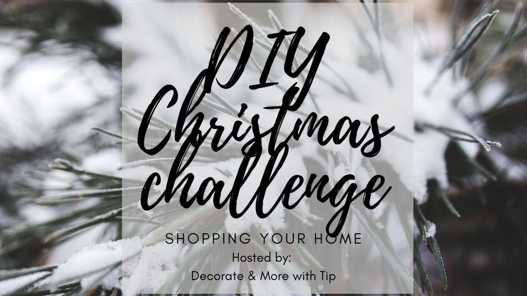 DIY Monthly Challenge