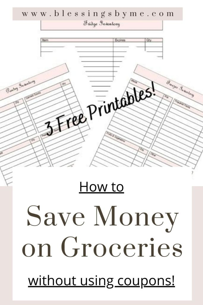 21 Simple Ways to Save Money on Groceries Without Coupons
