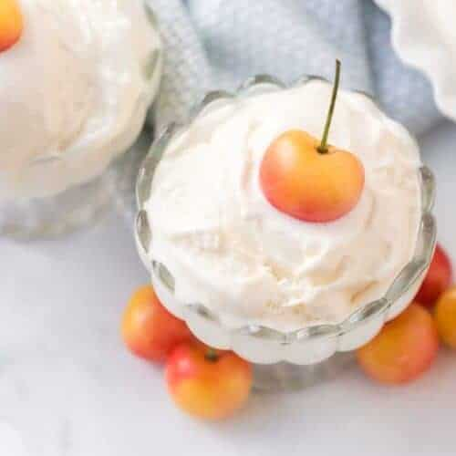 Cheesecake Ice Cream Recipe
