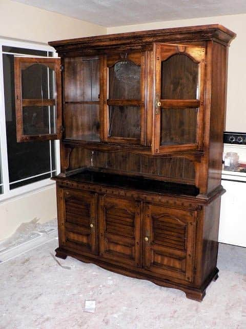 How To Paint Furniture Easy Step By, How To Paint Wood Furniture Dark Brown