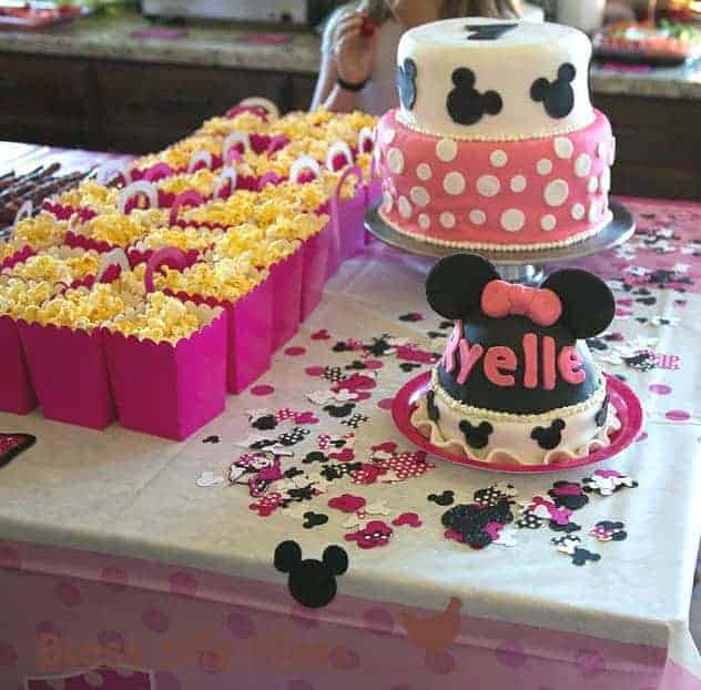 Party Eventdekoration Minnie Mouse 1st Birthday Tablecover Girl Pink Party Supplies Decorations Mobel Wohnen Elite Eshop Eu