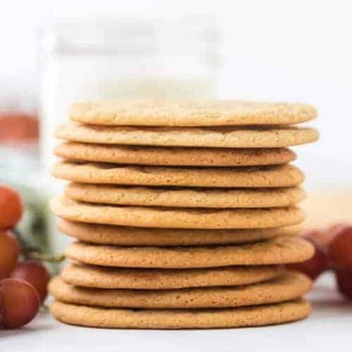 Grandma's Slice-n-Bake Cookies