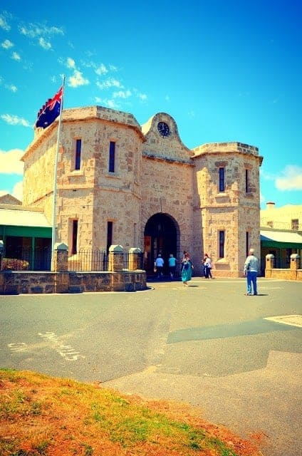 Fremantle Prison Tour