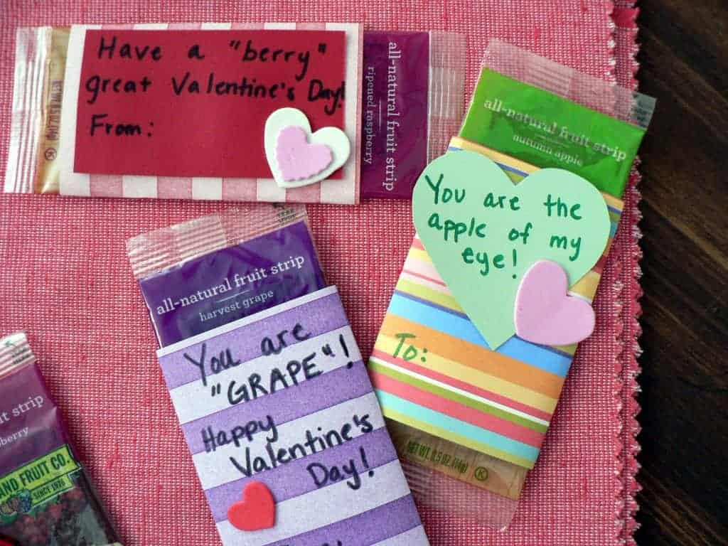 Healthy Valentine Treat Gifts, ideas for healthy valentines