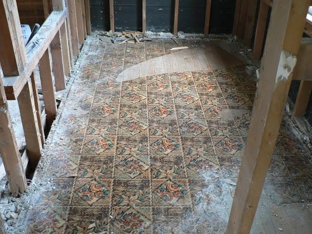 Our Biggest Mess: Moving In and Tearing Out!