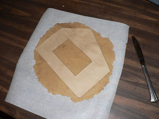 Gingerbread Tips: Making 3D Pieces