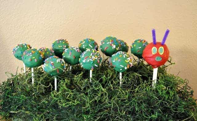 The Very Hungry Caterpillar Party