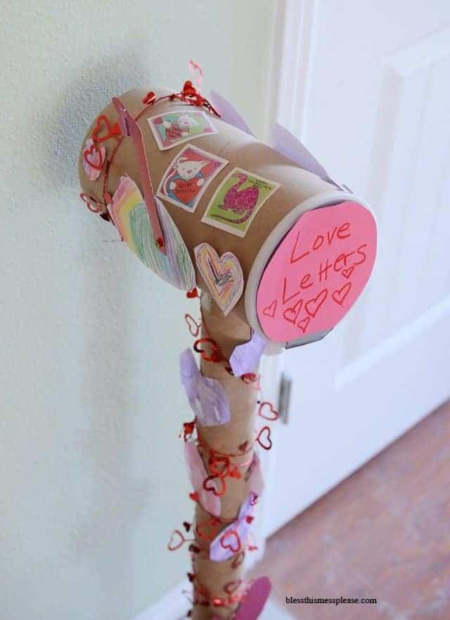 Valentine's mailbox ideas1