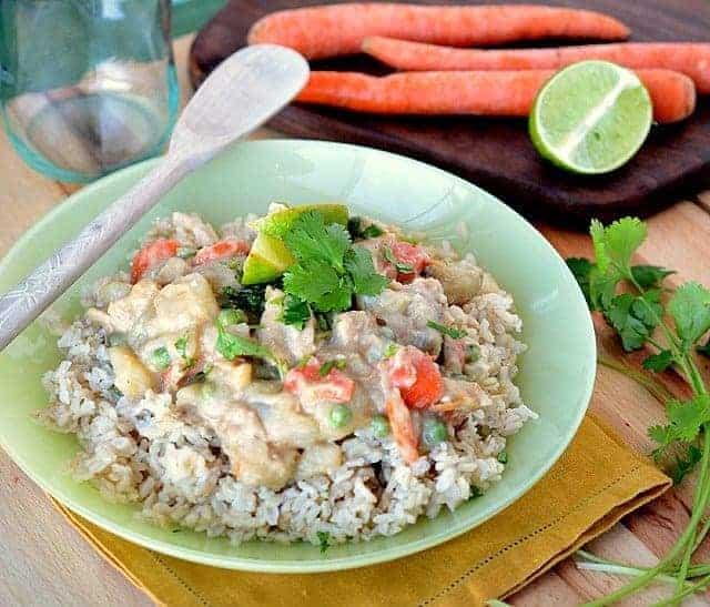 green curry recipe, Thai green curry