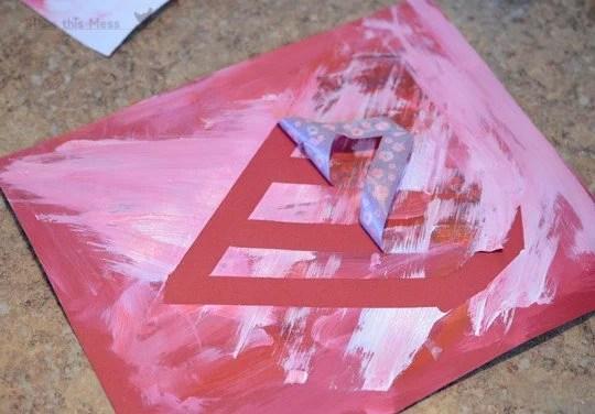 heart craft, Valentine's craft for kids, Valentine crafts for school, heart crafts