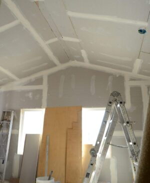 vaulted ceiling, new windows, adding a vaulted ceiling