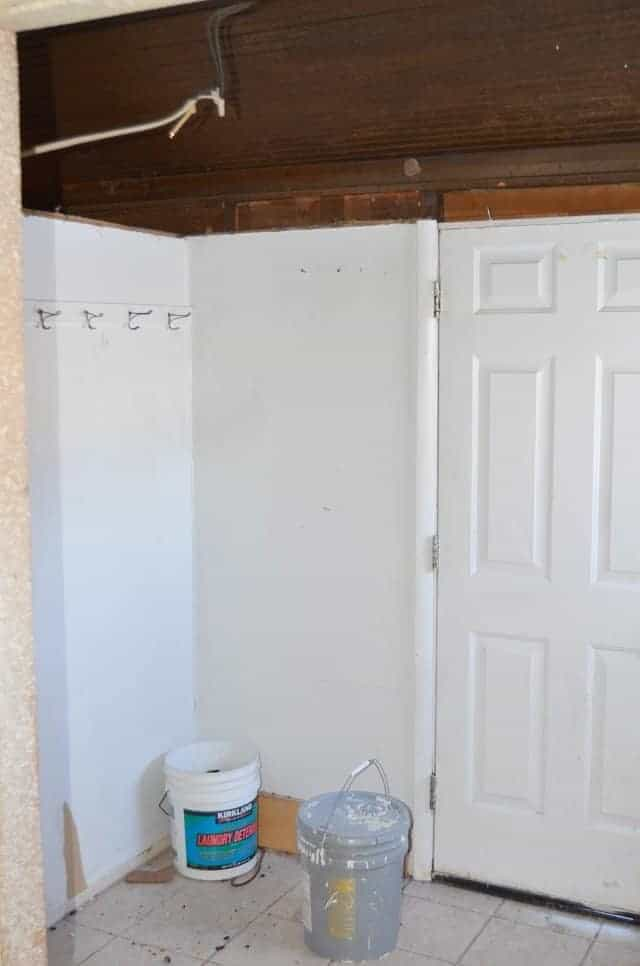 how to remodel, remodeling on a budget, mudroom ideas