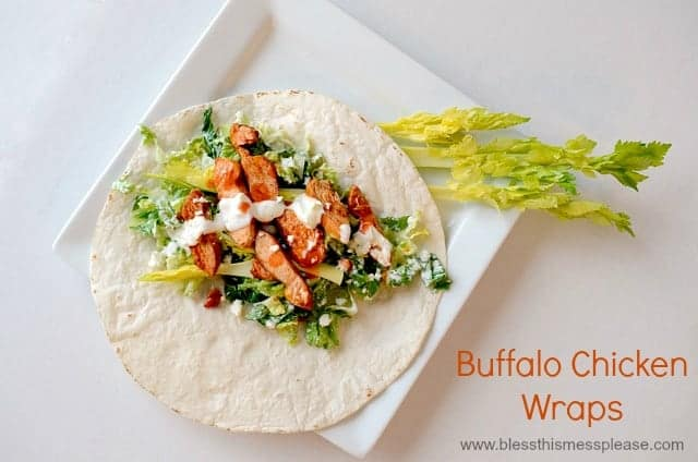buffalo chicken edit with words