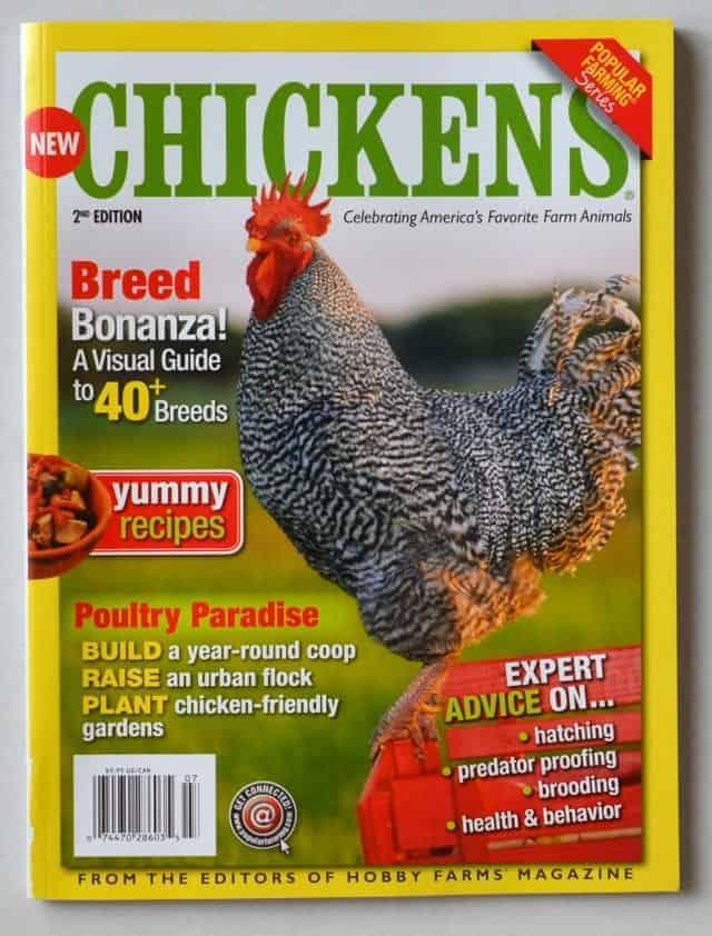 chickens magazine