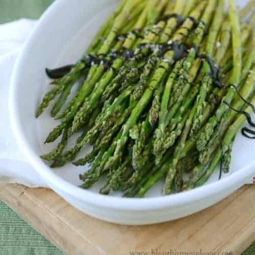 How to Cook Asparagus (Simple Recipe!)