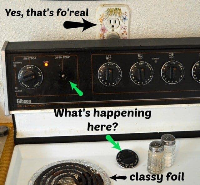 ghetto stove