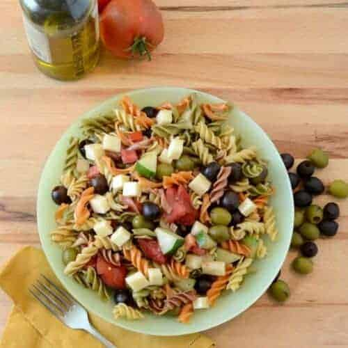 The Best Pasta Salad for a Party