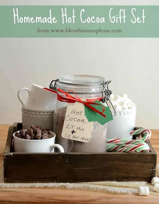 Hot Cocoa Gift Set