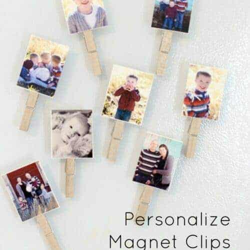 Personalized Magnet Clips and DIY Puzzles