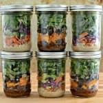 Salads in a Jar Image