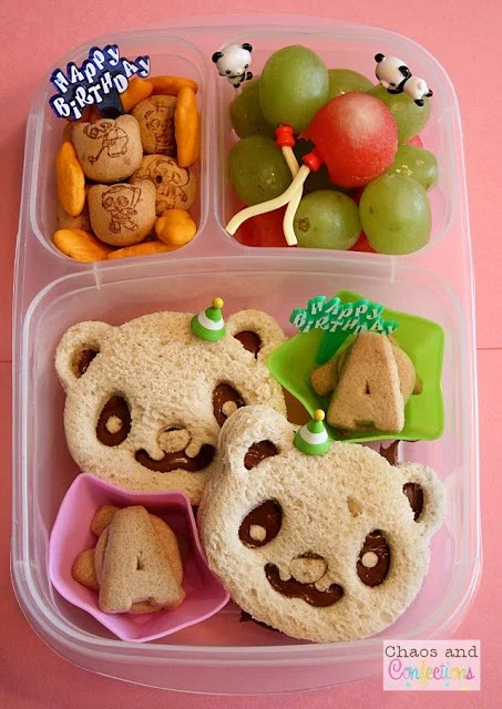 All kinds of lunch box inspiration!