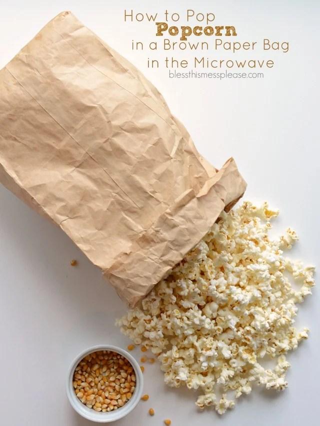 popcorn spilling out of bag promo image