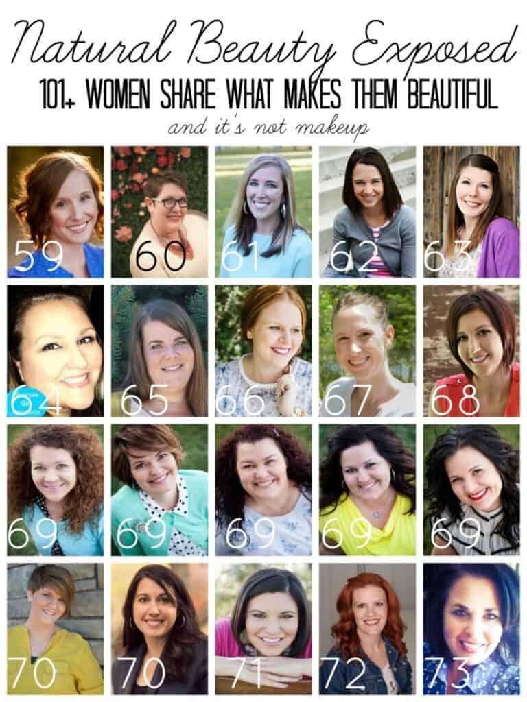 Women with no makeup 4