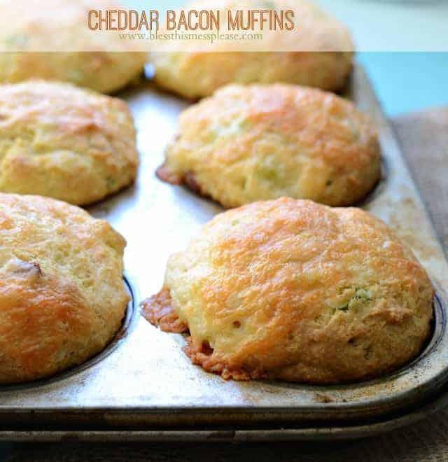 Savory Cornbread Muffin Recipe