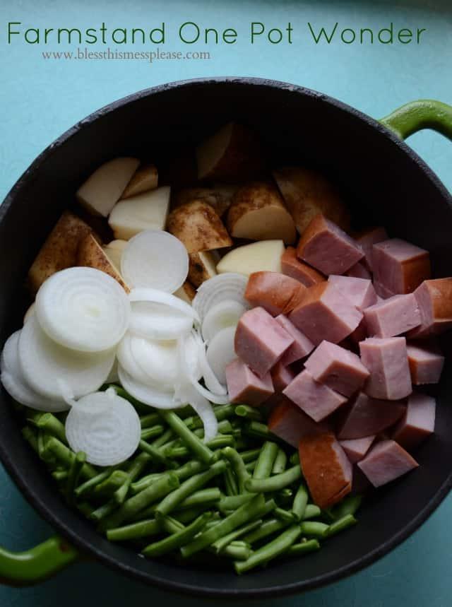 15 Simple One Pot Dinner Ideas