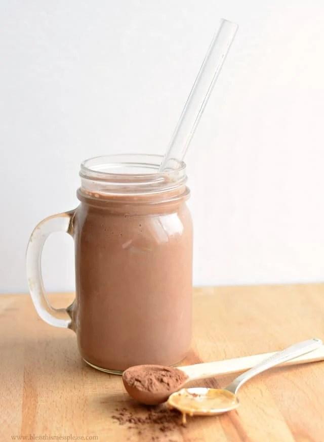 chocolate smothie