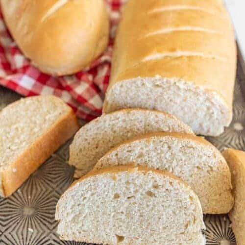 Mom's Easy French Bread Recipe
