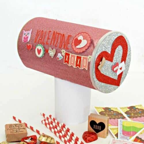 Valentine's Mailbox for the Whole Family
