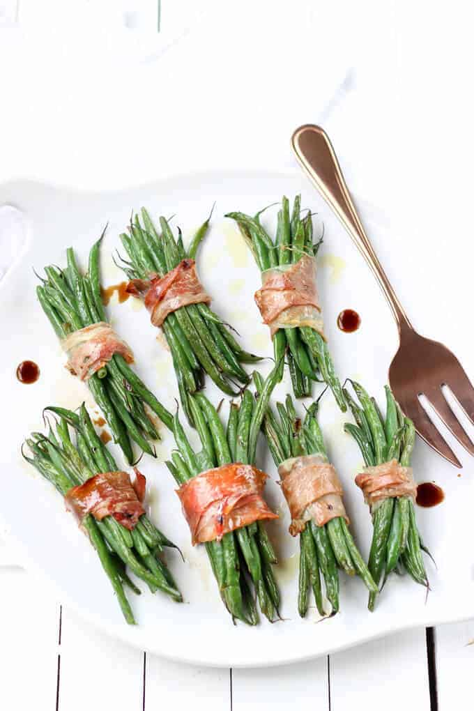 Image of Green Beans with Prosciutto