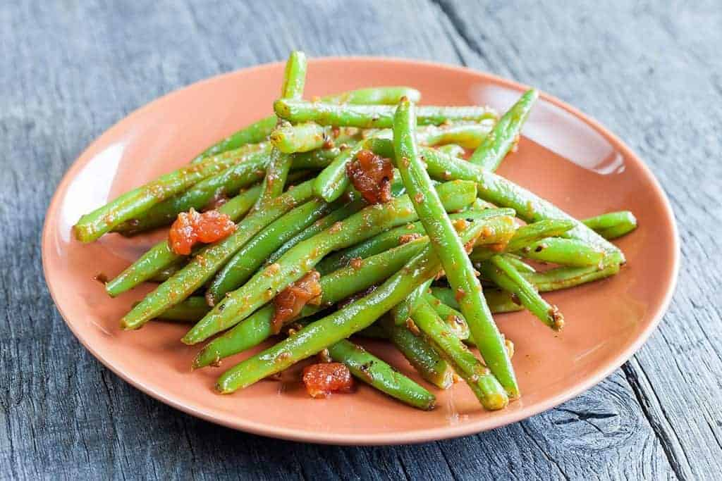 Image of Oriental Green Beans