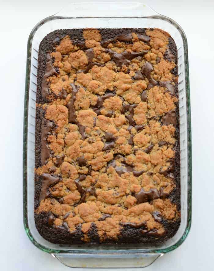 Image of cheater brownies
