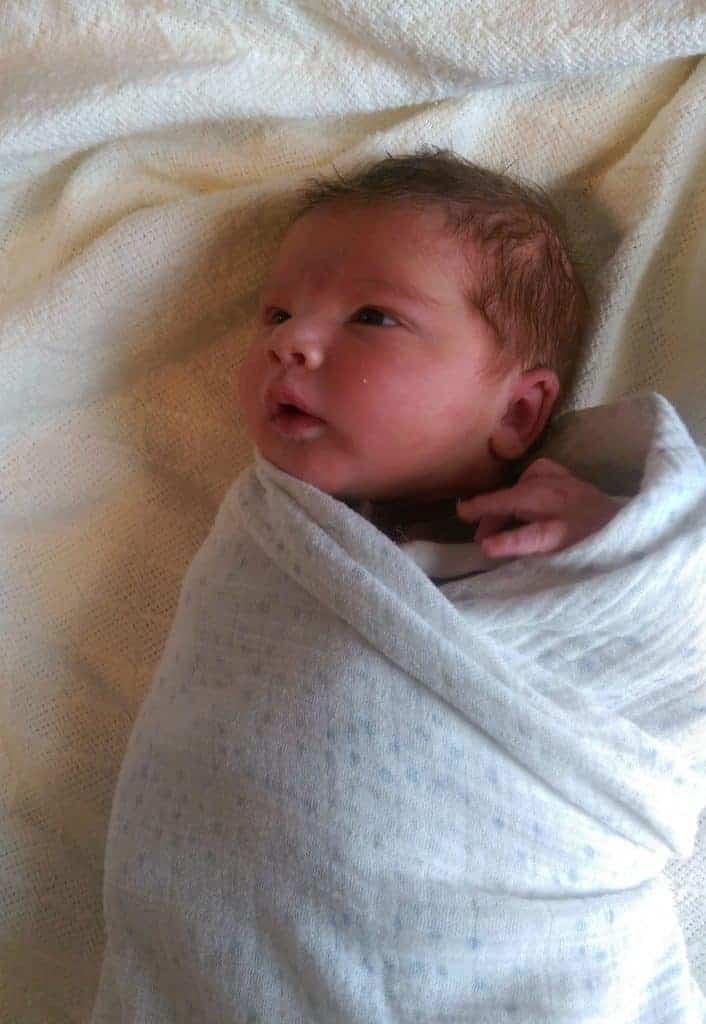 Baby Graham1