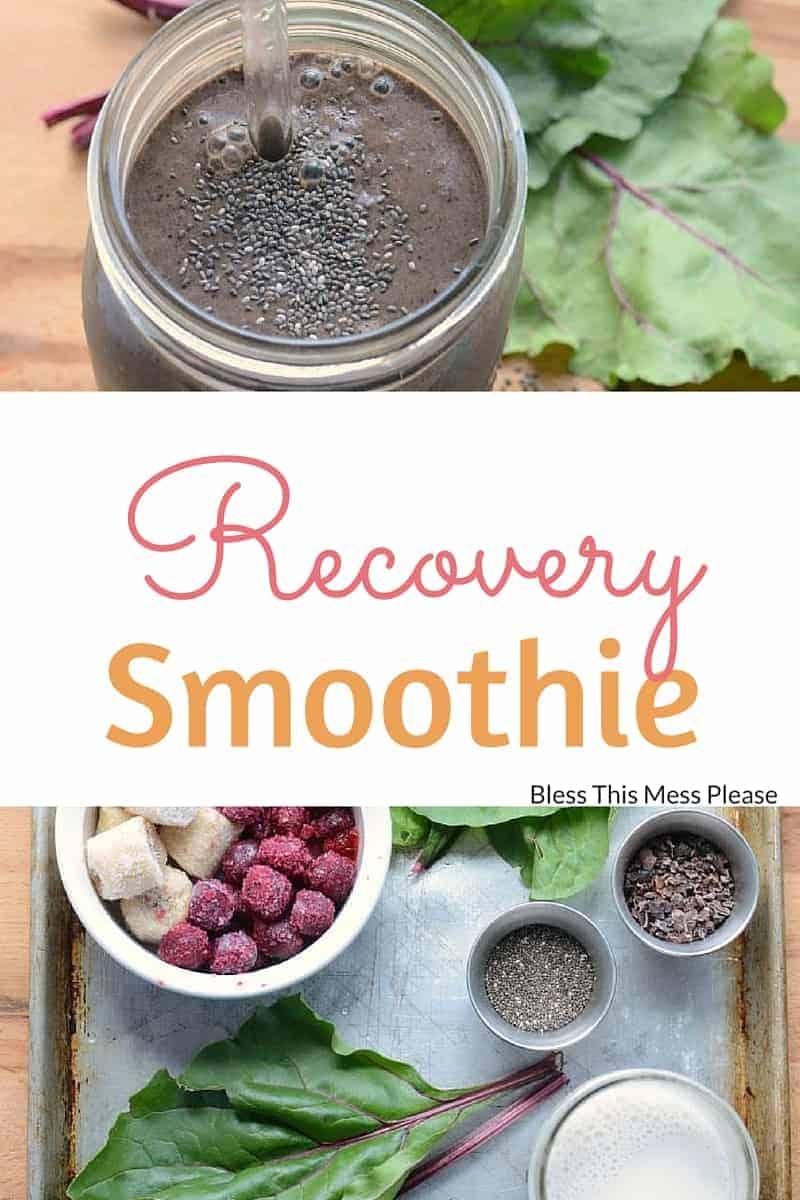 Postpartum Recovery Smoothie