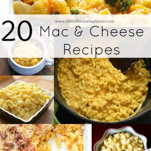 20 Mouth-Watering Mac-n-Cheese Recipes