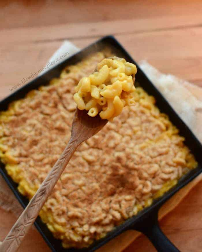 Image of This Healthy & Delicious Baked Macaroni