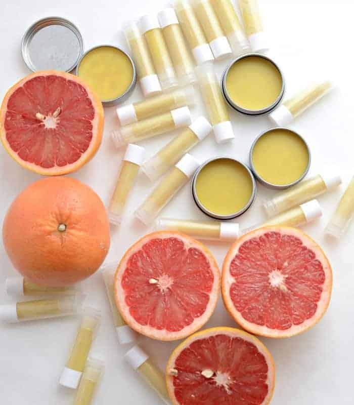 DIY Homemade Beeswax Lip Balm