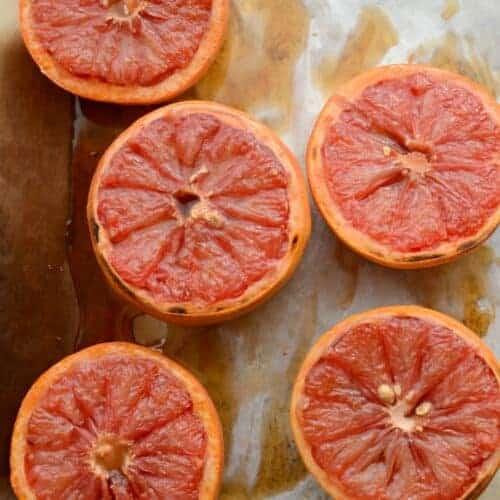 Simple Broiled Grapefruit Recipe
