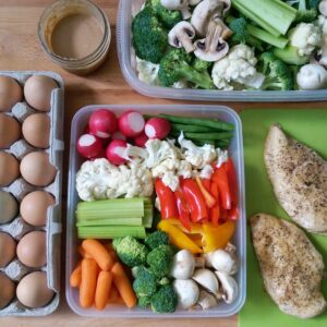 The Life Changing Magic of the Veggie Box