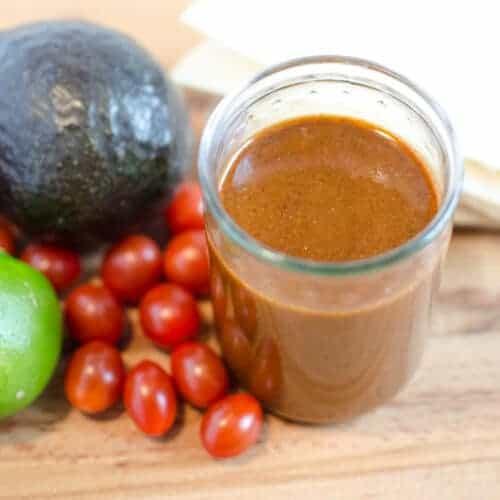 Easy Homemade Red Enchilada Sauce