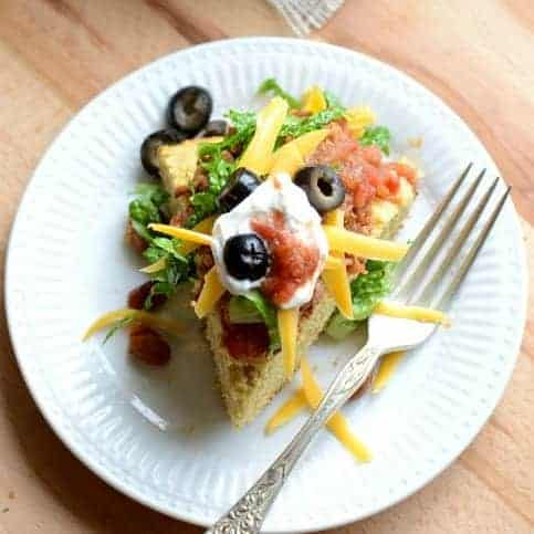 Healthy Whole Grain Tamale Pie