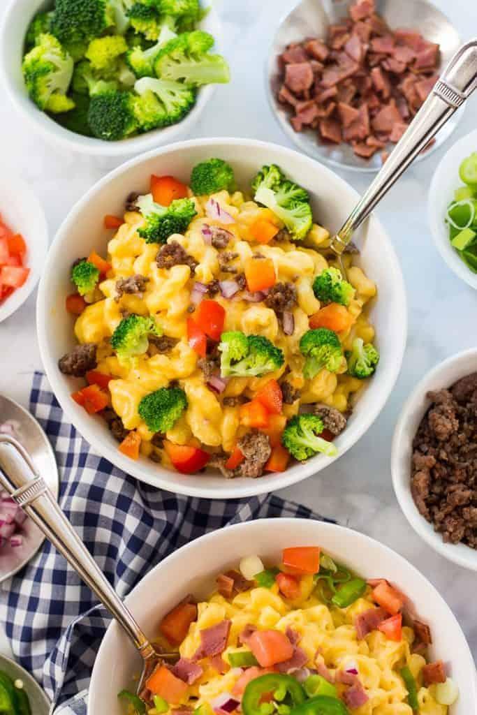 One Pot Dinner- Mac