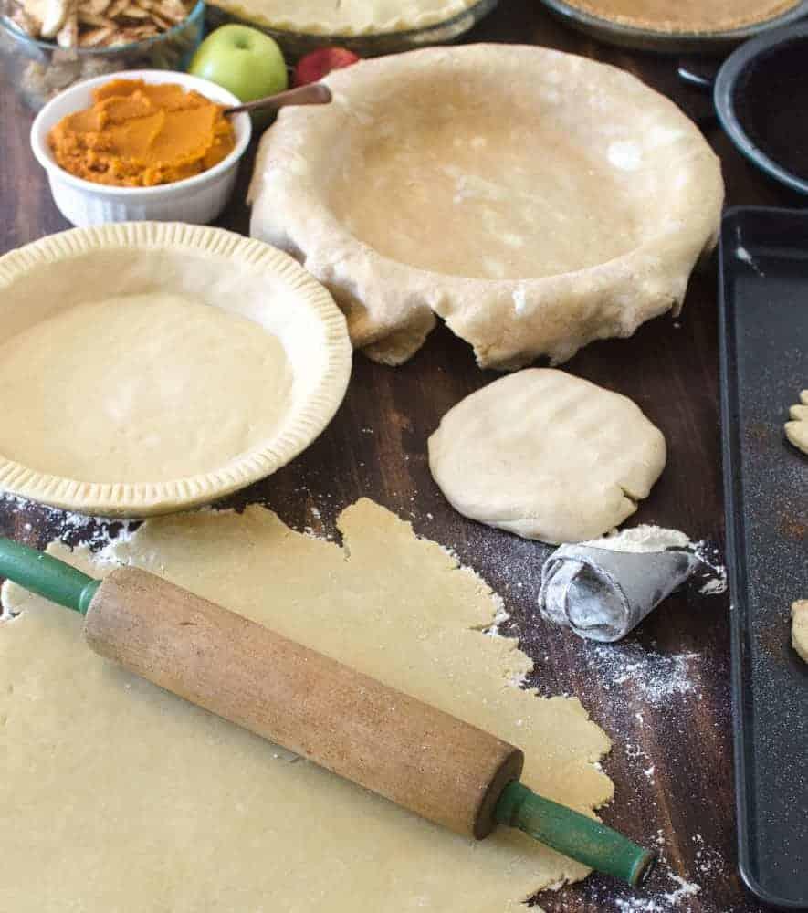 Making a Perfect Pie Crust