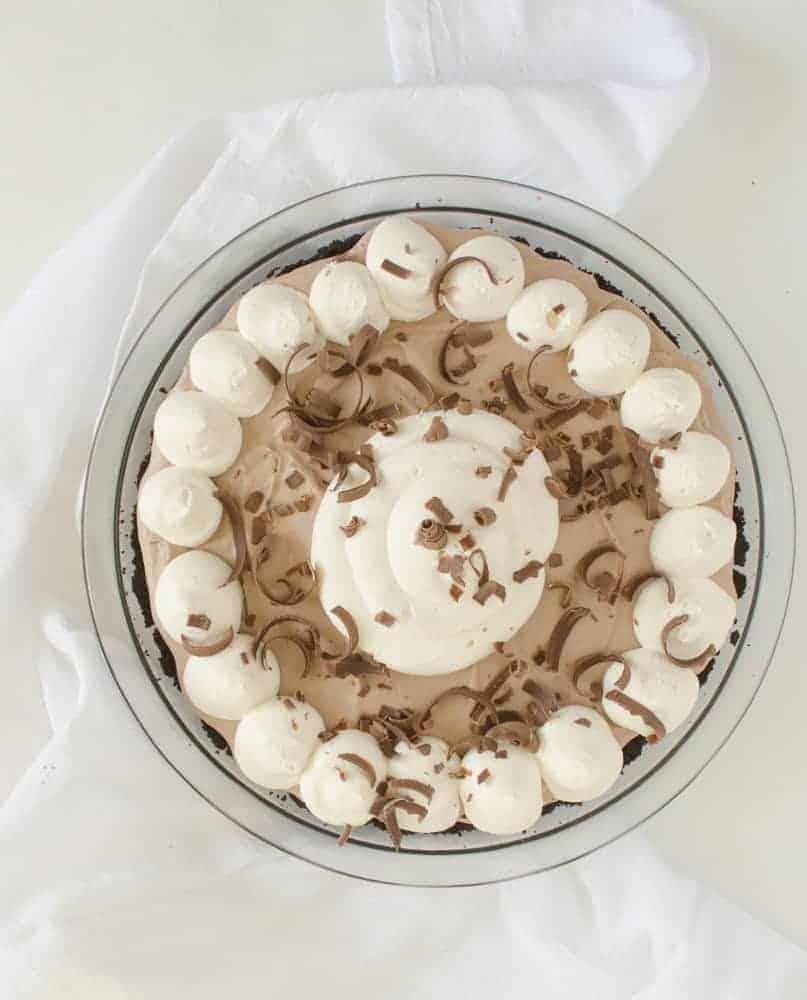 8 Must-Make Pie Recipes - Chocolate Cream Pie