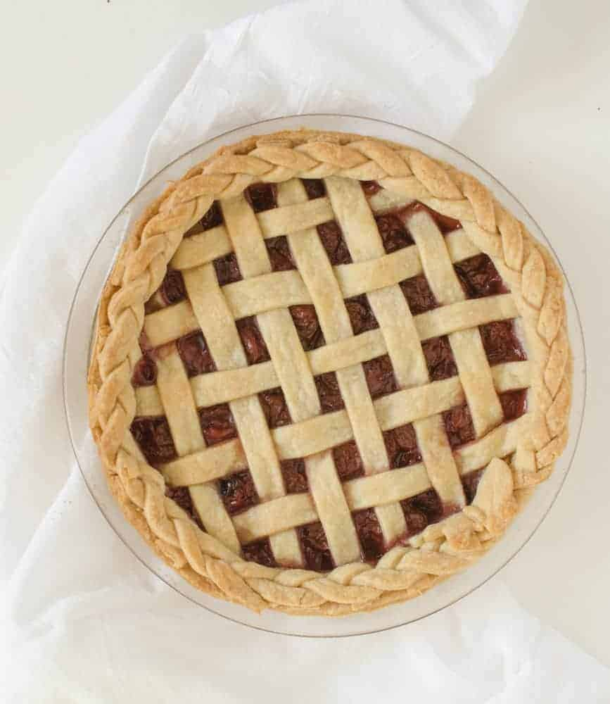 8 Must-Make Pie Recipes - From Scratch Cherry Pie