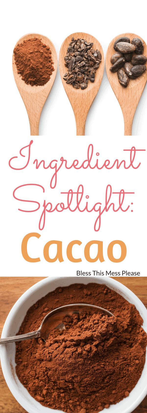 Ingredient Spotlight- Cacao